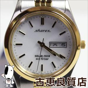 Citizen Men's Watch Sharex Sxb 30-0087 [Standard Solar Tech Model Men's]