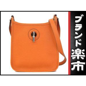 Hermes Vespa Tpm Shoulder Bag Epson Potiron S Metal Fitting □ H