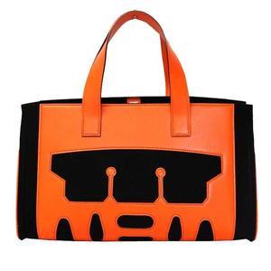 Hermes Petit Ash Pm Vaud Swift / Felt Black X Fu Handbag Women's Bag