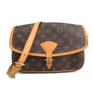 Louis Vuitton Monogram Sologne M42250 Women's Shoulder Bag Monogram