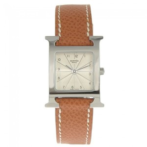 Hermes Heure H Stainless Steel Watch
