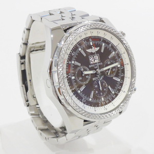 Breitling A 44362 Bentley 6.75 At Ss Chronograph Men's Watch