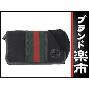 Gucci Shelly Body Waist Bag Black 181064