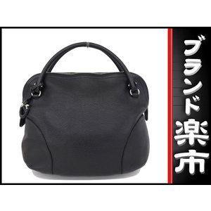 Salvatore Ferragamo Handbag Black Bag