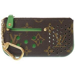 Louis Vuitton Monogram Perfocochette Cle M 95186 Coin Case Key Lv 0207
