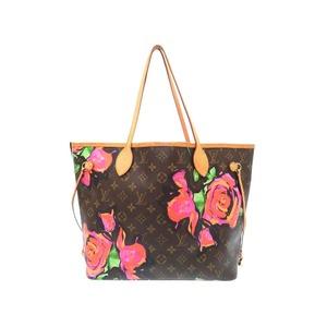 Louis Vuitton Monogram Rose Never Full Mm M48613 Tote Bag Lv 0111