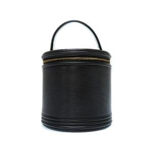Louis Vuitton Epi Cannes Handbag M48032 Black 0216 Louisvuitton Bag