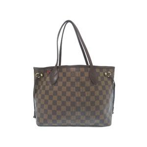 Louis Vuitton Damier Never Full Pm N51109 Tote Bag Lv 0214