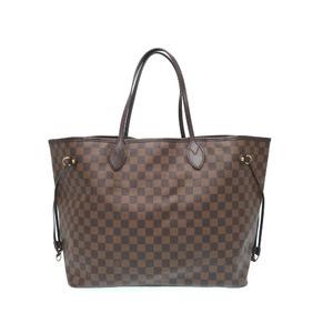 Louis Vuitton Damier Neverfull Gm N51106 Tote Bag Lv 0513