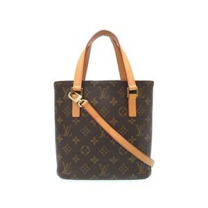 Louis Vuitton Monogram Vavan Pm 2 Way Bag M51172 Handbag Lv 0199