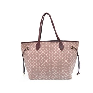 Louis Vuitton Monogram Iidir Neverful Mm M 40515 Shoulder Tote Bag Sepia Lv 0221
