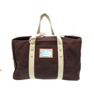 Louis Vuitton Suic Weekend Antigua Boston Bag Canvas M80665 Lv 0057
