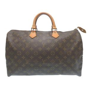 Louis Vuitton Monogram Speedy 40 M41522 Handbag Bag Lv 0247