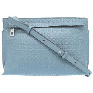 Loewe Mini Bag Repeat T Big Blue Shoulder Leather Stone 0212