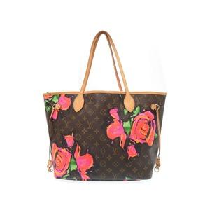 Louis Vuitton Monogram Rose Neverful Mm M48613 Tote Bag Lv 0112