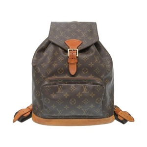 Louis Vuitton Monogram Monslyi Gm M51135 Backpack Bag Lv 0198