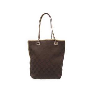 Gucci Gg Canvas 31244 Tote Bag Brown 0058 Gucci