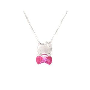 ハロー・キティー(Hello Kitty) 新品 ハローキティ  ネックレス SV KT343  Hello Kitty