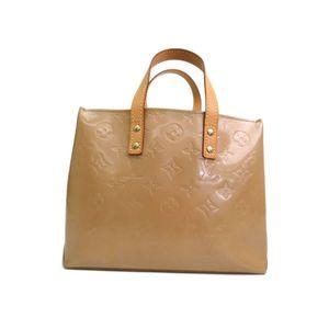ルイ・ヴィトン(Louis Vuitton) モノグラムヴェルニ リードPM M91334 ハンドバッグ ノワゼット