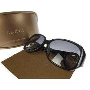 グッチ(Gucci) サングラス ブラック