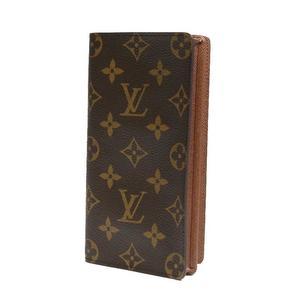 Louis Vuitton Monogram Porto Carte Crédit M60825 Folded Wallet Men's Louisvuitton
