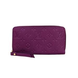 Louis Vuitton Zippy · Wallet M60569 Monogram Amplist Amethyst Men's Women's Louisvuitton