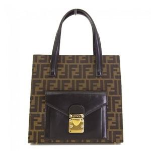 Fendi Zucca 2 Way Bag