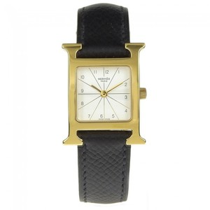Hermes H Watch Quartz Wrist Watch? _ Stamp