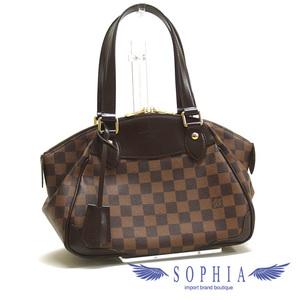 Louis Vuitton Damier Verona Pm Shoulder Bag Handbag