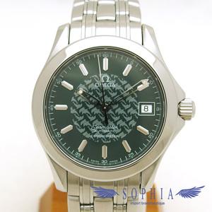 Omega Seamaster Jack · Mayol 1998 Green Men's Wrist Watch