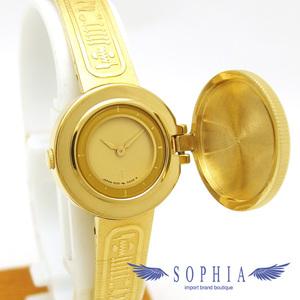 Seiko Golden Nefertiti Watch Gp Quartz Wrist