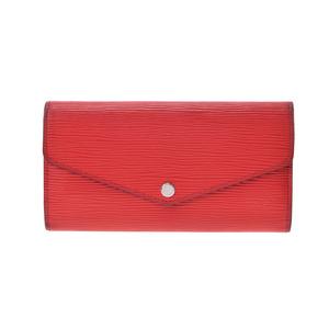 Used Louis Vuitton Epi Portofioille Sara Cochloco M60723 Purse ◇