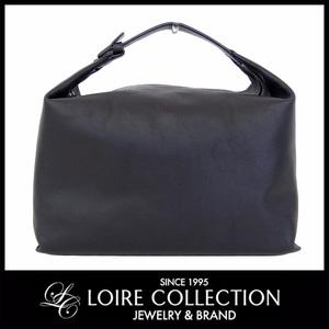 Loewe Loewe Leather Handbag Black Ladies 109.54.k66 * Bg