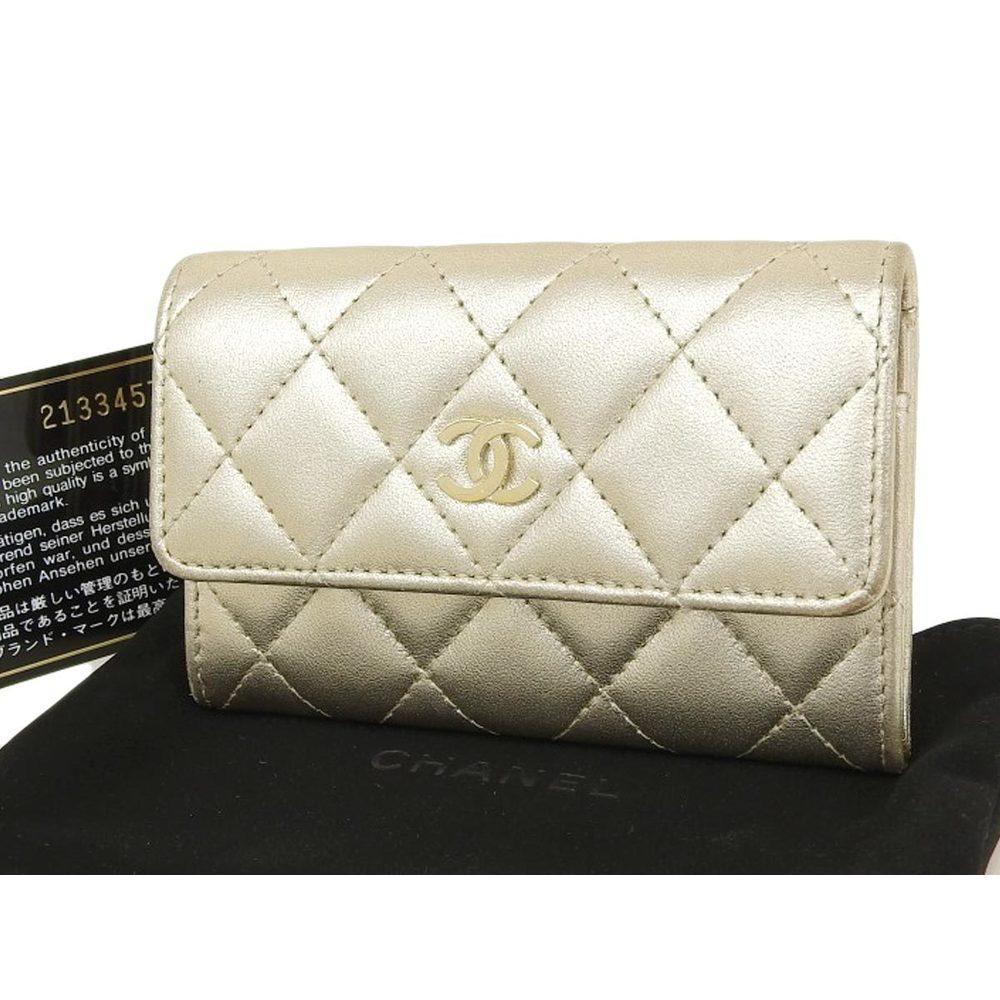 eLADY GLOBAZONE | Chanel 21 Series Coco Mark Matrasse Business Card ...