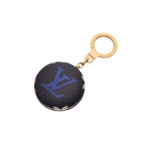 ルイ・ヴィトン(Louis Vuitton) 中古 ルイヴィトン マルチカラー アストロピル 黒 キーホルダー ライト点灯確認済 M51912 LOUIS VUITTON