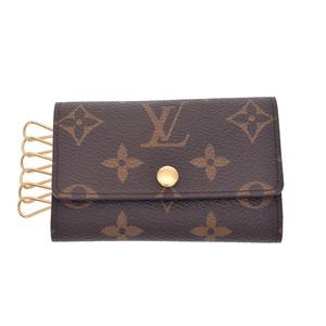 ルイ・ヴィトン(Louis Vuitton) 中古 ルイヴィトン モノグラム 6連キーケース M62630 LOUIS VUITTON