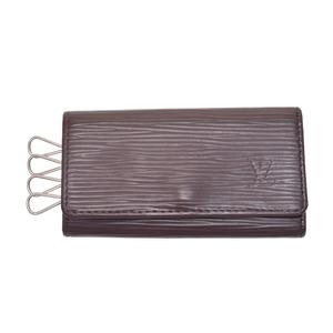 ルイ・ヴィトン(Louis Vuitton) 中古 ルイヴィトン エピ 4連キーケース モカ M6382D LOUIS VUITTON