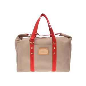 Used Louis Vuitton Antigua Suc Weekend M40029 Shin Same