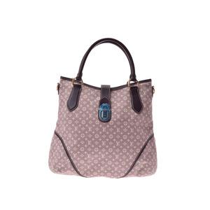 Used Louis Vuitton Idile Elegy With Sepia Strap M56698 Ladies New Xlouis