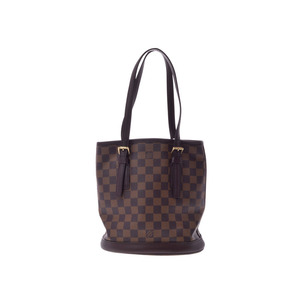 Used Louis Vuitton Damier Male N42240 With New Type Pouch