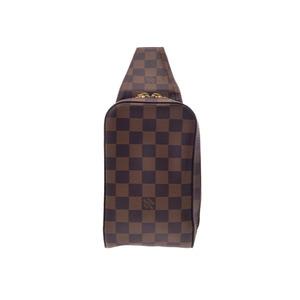 Used Louis Vuitton Damier Geronimos N51994 New Same Men's