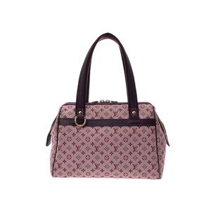 Used Louis Vuitton Monogram Mini Josephine Pm Cherry M92216 Ladies