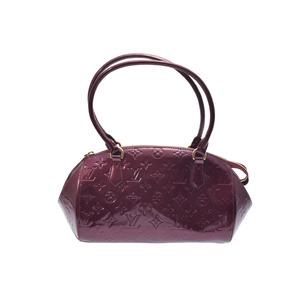 Used Louis Vuitton Vernier Sherwood Pm M 91492 Rouge For Vist