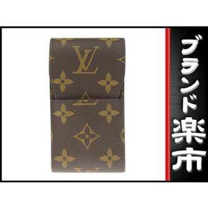 Louis Vuitton Louis Monogram Cigarette Case M63024