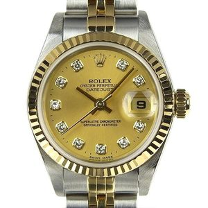 Rolex Rolex Datejust Ladies' Automatic 79173 G P Wrist Watch