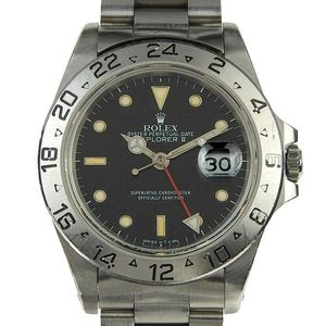 Rolex Rolex Explorer 2 Men's Automatic 16570 L Series Watch