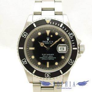 Rolex Submariner Date Ref. 160000 Wrist Watch