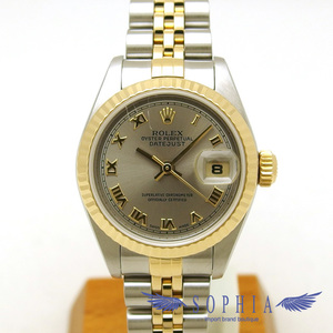 Rolex Datejust Roman Index Ladies Watches