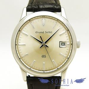 Grand Seiko Mens Watch Pt 950 Quartz Wrist