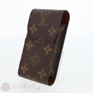 Louis Vuitton Monogram Tobacco Case Etui Cigarette M63024